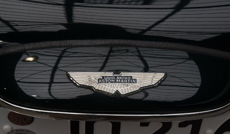 Is Aston Martin British?