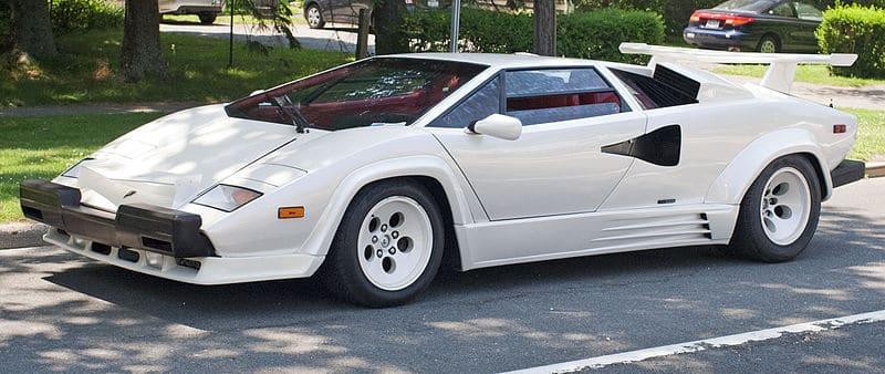 Lamborghini Countach US Spec