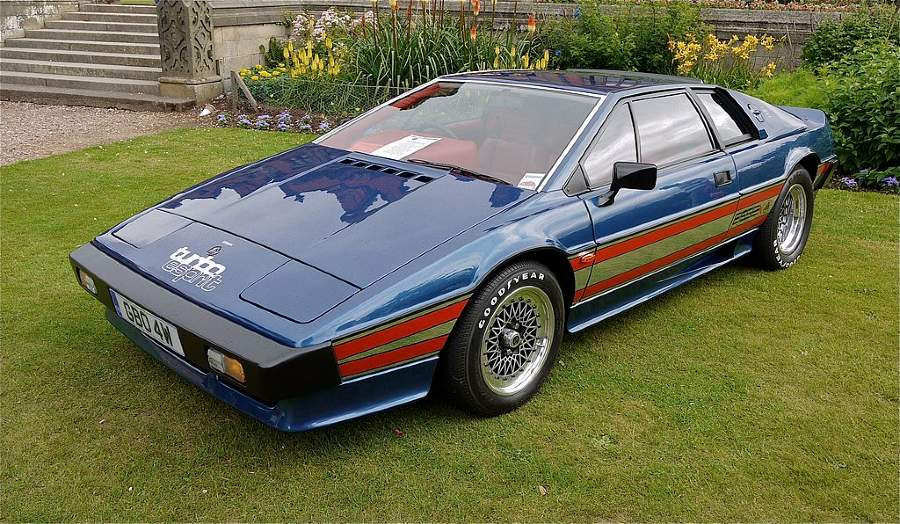 Is the Lotus Esprit a Supercar?