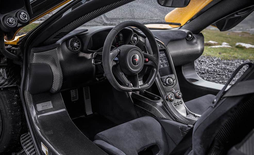 How Does The McLaren P1 Work?