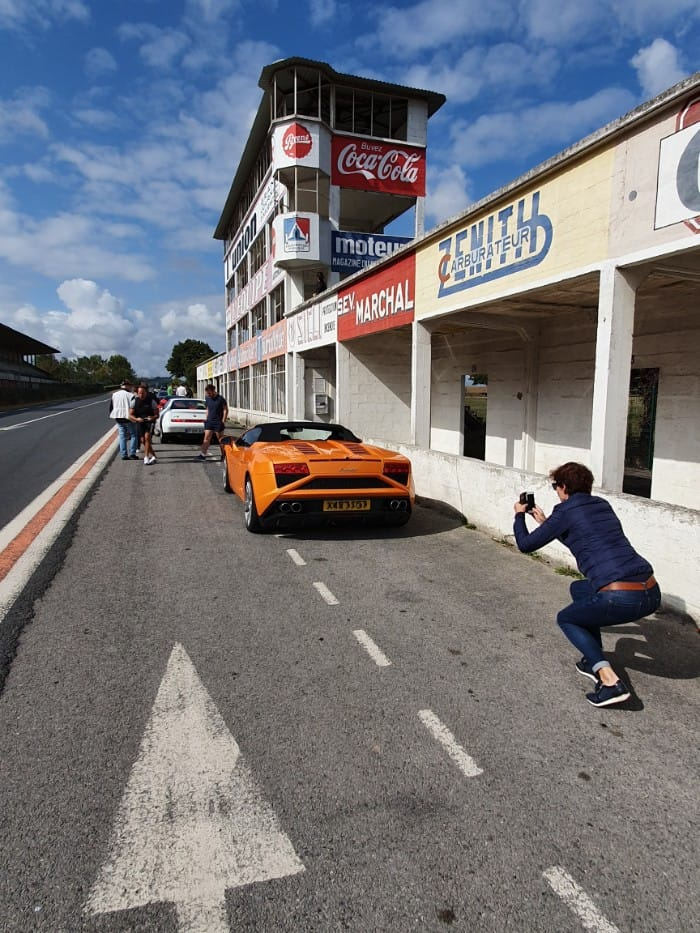 What's it like to own a Lamborghini Gallardo