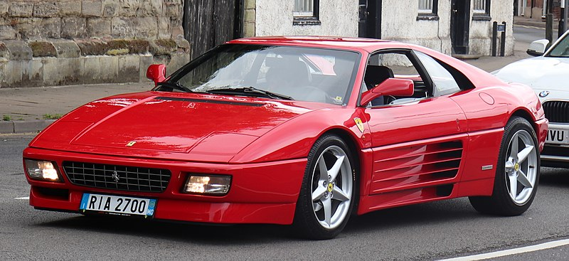 Is The Ferrari 348 a Good Car?