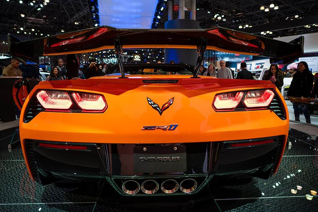 Which Corvette Is The Fastest