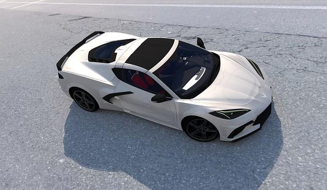 Does The Corvette Museum Have A C8?