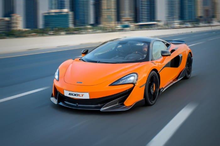 McLaren 600LT specs