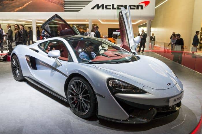 McLaren 570GT Specs